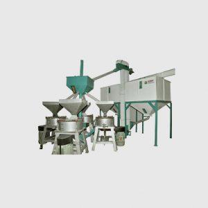 Flour, Wheat & Flour Mill Machineries